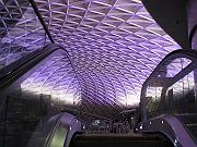 Kings Cross roof_John Evans-Jones